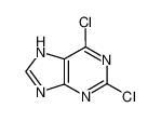 2'6二氯嘌呤