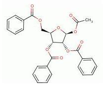 1-乙酰-2,3,5-三苯甲酰-1-β-D-呋喃核糖